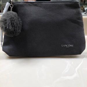 Lancôme Charcoal Gray Bag